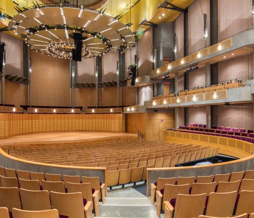 Home - Chan Centre