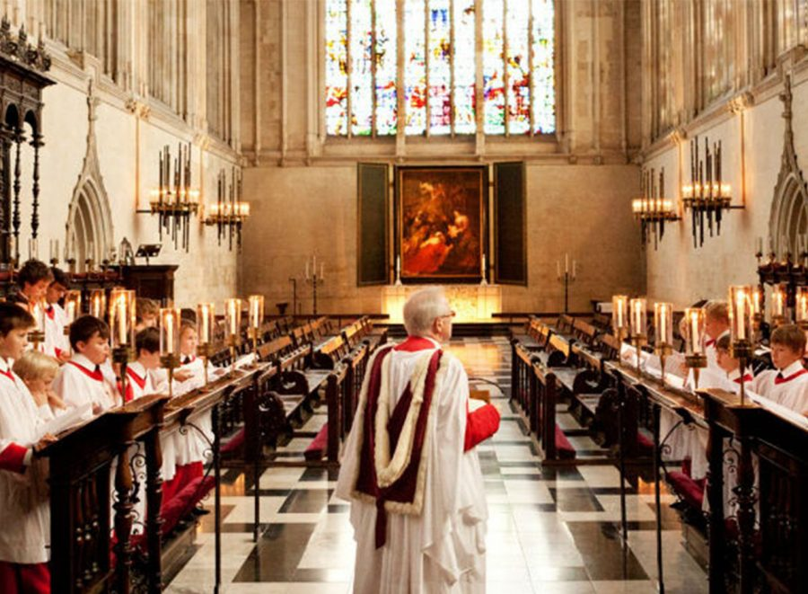 The Choir of King\'s College Cambridge - Chan Centre