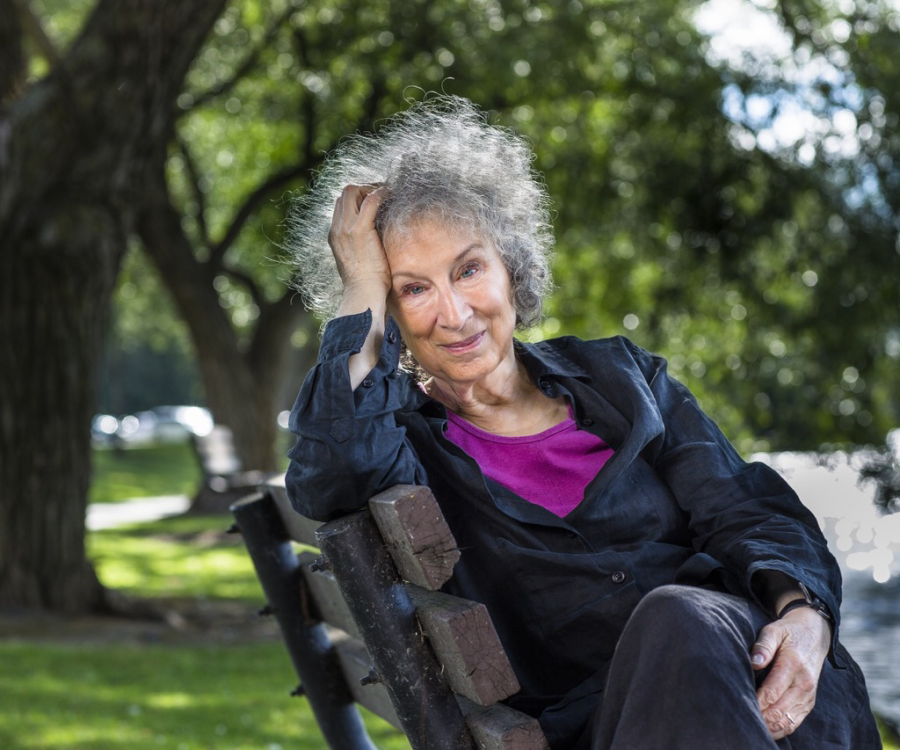 Margaret Atwood In Conversation With Cherie Dimaline