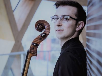 Julien Siino, cello